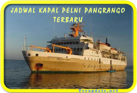 Jadwal Kapal Pangrango Terbaru