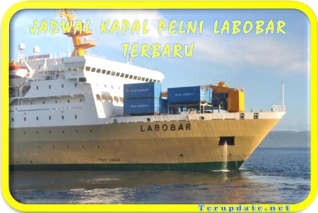 Jadwal Kapal Pelni Labobar Terbaru 2019