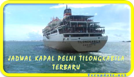 Jadwal Kapal Tilongkabila Terbaru