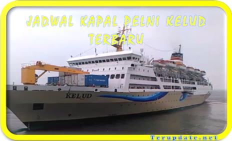 Jadwal Kapal Kelud Terbaru