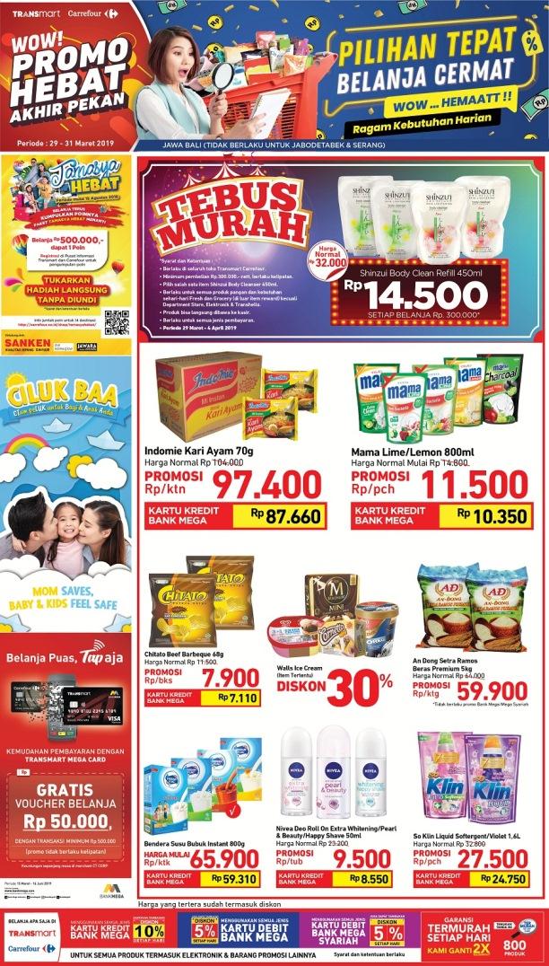Promo Jsm Carrefour Minggu Ini Terupdate